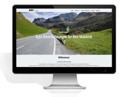 tworzenie stron www projekt ADI