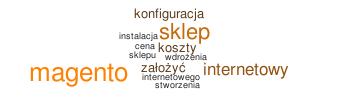 sklep magento - wdrożenie, instalacja, optymalizacja